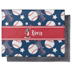 Baseball Microfiber Screen Cleaner (Personalized)