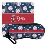 Baseball Eyeglass Case & Cloth (Personalized)