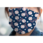 Baseball Face Mask Cover (Personalized)