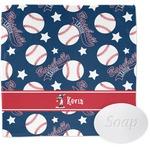 Baseball Wash Cloth (Personalized)