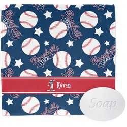 Baseball Wash Cloth (Personalized)