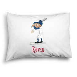Baseball Pillow Case - Standard - Graphic (Personalized)