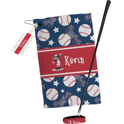 Baseball Golf Towel Gift Set (Personalized)