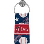 Baseball Hand Towel - Full Print (Personalized)