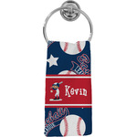 Baseball Hand Towel - Full Print (Personalized)