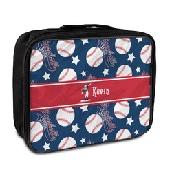 Baseball Insulated Lunch Bag (Personalized)