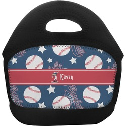 Baseball Toddler Lunch Tote (Personalized)
