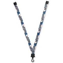 Baseball Lanyard (Personalized)