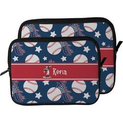 Baseball Laptop Sleeve / Case (Personalized)