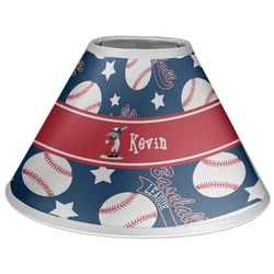 Baseball Coolie Lamp Shade (Personalized)