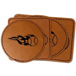 Baseball Leatherette Patch (Personalized)