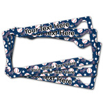 Baseball License Plate Frame (Personalized)