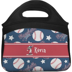 Baseball Lunch Tote (Personalized)