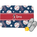 Baseball Memory Foam Bath Mat (Personalized)