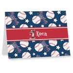 Baseball Note cards (Personalized)
