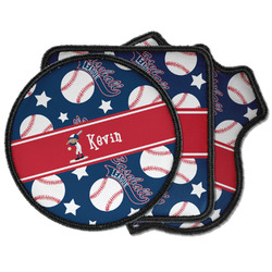 Baseball Iron on Patches (Personalized)