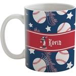 Baseball Coffee Mug (Personalized)