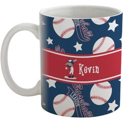 Baseball Coffee Mug (Personalized)