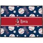 Baseball Door Mat (Personalized)