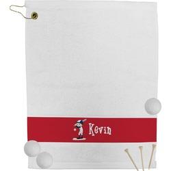 Baseball Golf Towel (Personalized)