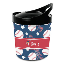 Baseball Plastic Ice Bucket (Personalized)