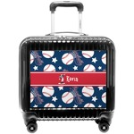 Baseball Pilot / Flight Suitcase (Personalized)