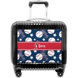 Baseball Pilot / Flight Suitcase (Personalized)