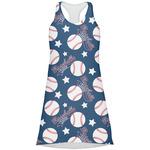 Baseball Racerback Dress (Personalized)
