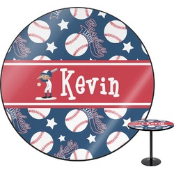 Baseball Round Table (Personalized)