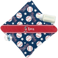 Baseball Security Blanket (Personalized)