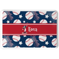 Baseball Serving Tray (Personalized)