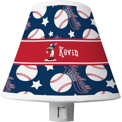 Baseball Shade Night Light (Personalized)