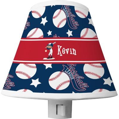 Baseball Shade Night Light (Personalized)