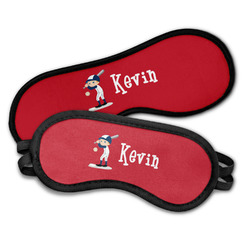 Baseball Sleeping Eye Masks (Personalized)