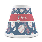 Baseball Chandelier Lamp Shade (Personalized)