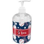 Baseball Acrylic Soap & Lotion Bottle (Personalized)