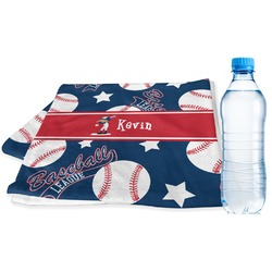 Baseball Sports Towel (Personalized)
