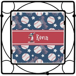 Baseball Trivet (Personalized)
