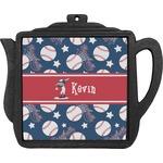 Baseball Teapot Trivet (Personalized)
