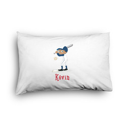 Baseball Pillow Case - Toddler - Graphic (Personalized)