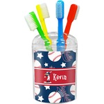 Baseball Toothbrush Holder (Personalized)