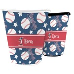 Baseball Waste Basket (Personalized)