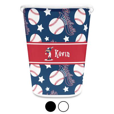 Baseball Waste Basket (Personalized)