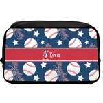 Baseball Toiletry Bag / Dopp Kit (Personalized)