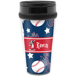 Baseball Travel Mug (Personalized)