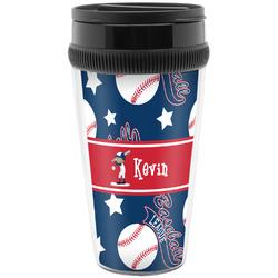 Baseball Travel Mug (Personalized)