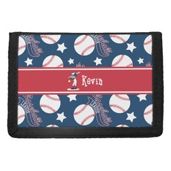 Baseball Trifold Wallet (Personalized)