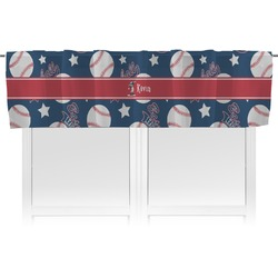 Baseball Valance (Personalized)