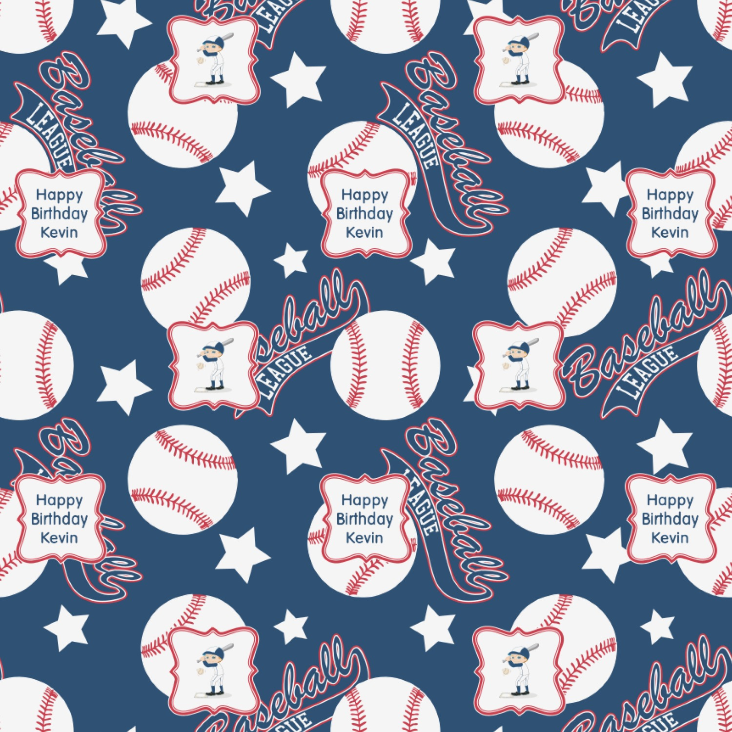 Customized wrapping paper