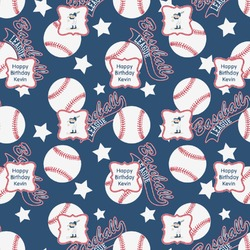 Baseball Wrapping Paper (Personalized)